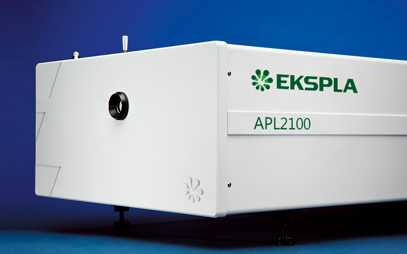 APL2100 series high pulse energy picosecond amplifier 1