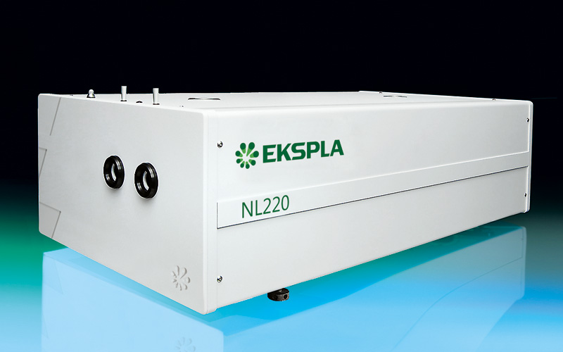 NL220 series nanosecond Q switched DPSS NdYAG lasers 1