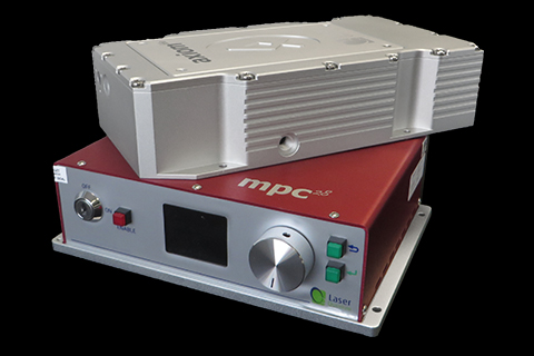 Laser Quantum axiom: High power cw laser offers convenient integration to systems