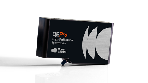 Ocean Insight QE Pro Raman Series High Performance Spectrometer