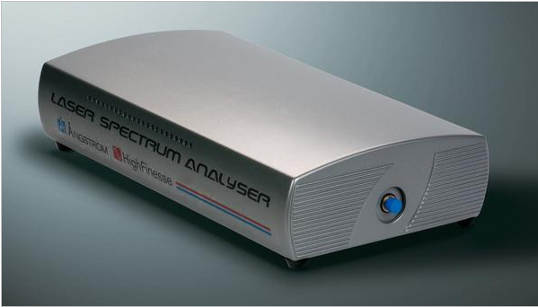 High Finesse Laser Spectrum Analyzer Spectrometer for Broadband Sources